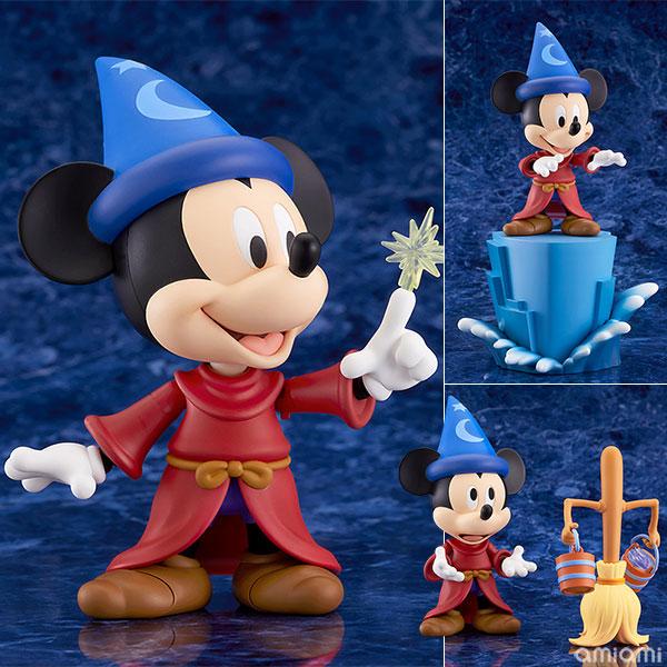 ねんどろいど ファンタジア ミッキーマウス Fantasia Ver.[グッドスマイルカンパニー]《発売済・在庫品》