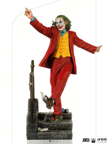 『DC』アイアン・スタジオ「プライム・スケール」1/3 ジョーカー[映画『ジョーカー』][アイアン・スタジオ]【同梱不可】【送料無料】《08月仮予約》
