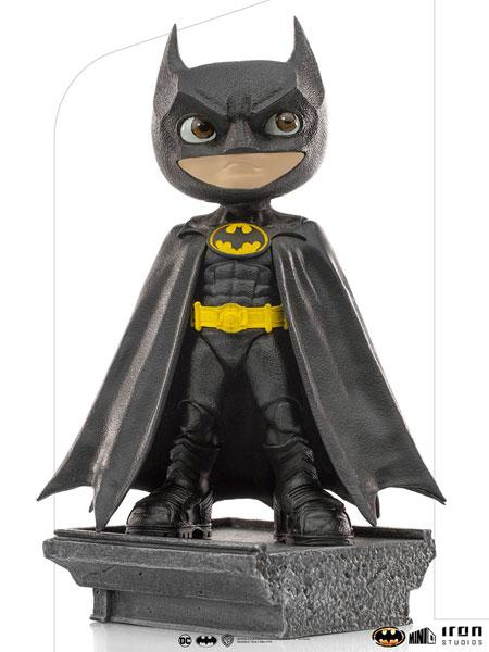 『DC』アイアン・スタジオ ミニスタチュー「ミニコ」バットマン[映画『バットマン』][アイアン・スタジオ]《在庫切れ》