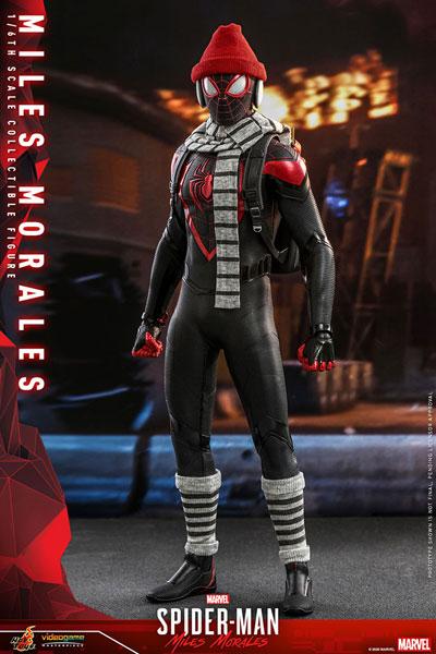 ビデオゲーム・マスターピース『Marvel's Spider-Man:Miles Morales』1/6 マイルス・モラレス/スパイダーマン ※延期・前倒し可能性大[ホットトイズ]【同梱不可】【送料無料】《06月仮予約》