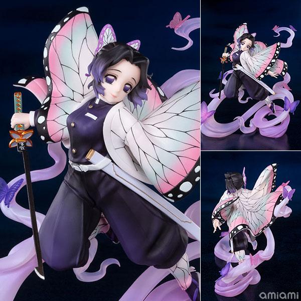 フィギュアーツZERO 胡蝶しのぶ 蟲の呼吸 『鬼滅の刃』[BANDAI SPIRITS]《05月予約》
