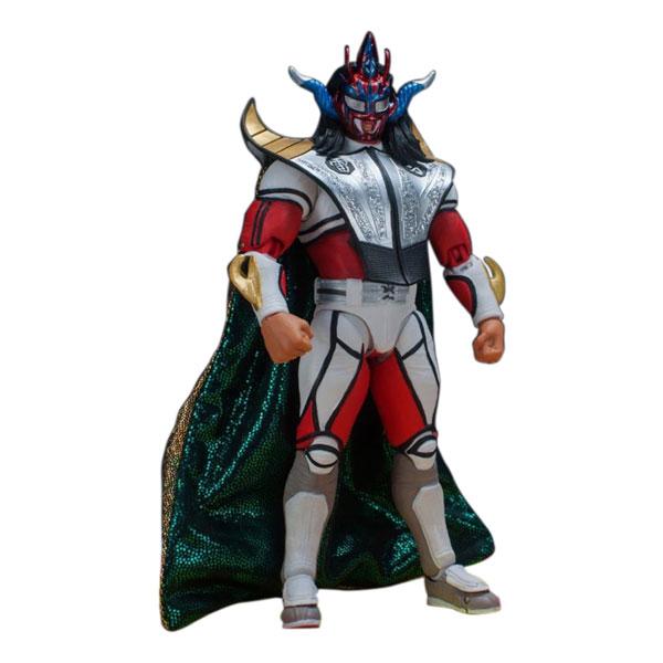 新日本プロレス アクションフィギュア 獣神サンダー・ライガー 新コスチューム Ver.[ストームコレクティブルズ]《発売済・在庫品》