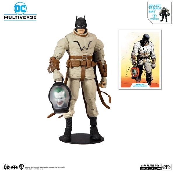 DCマルチバース 7インチ・アクションフィギュア #042 バットマン[コミック/Last Knight on Earth #3][マクファーレントイズ]《在庫切れ》