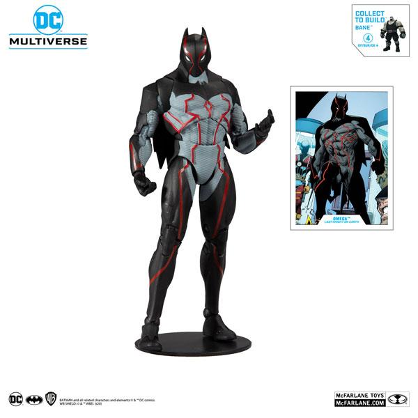 『DCコミックス』DCマルチバース 7インチ・アクションフィギュア オメガ[コミック/Last Knight on Earth #3][マクファーレントイズ]《在庫切れ》