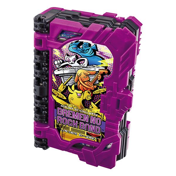 仮面ライダーセイバー DXブレーメンのロックバンドワンダーライドブック[バンダイ]【送料無料】《発売済・在庫品》