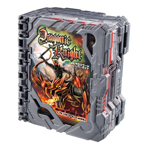 仮面ライダーセイバー DXドラゴニックナイトワンダーライドブック[バンダイ]《発売済・在庫品》