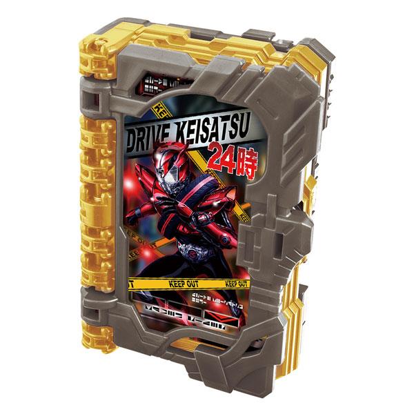 仮面ライダーセイバー DXドライブ警察24時ワンダーライドブック[バンダイ]【送料無料】《発売済・在庫品》