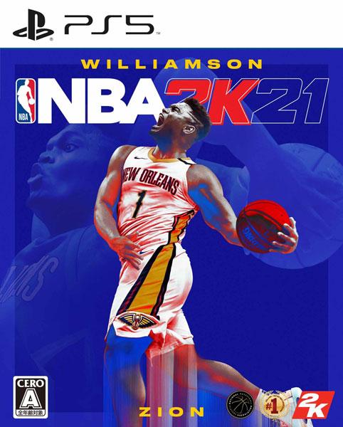 【特典】PS5 NBA 2K21 通常版[テイクツー・インタラクティブ・ジャパン]《在庫切れ》