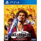 PS4 北米版 Yakuza Like a Dragon[SEGA]《在庫切れ》