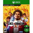Xbox One 北米版 Yakuza Like a Dragon[SEGA]《在庫切れ》