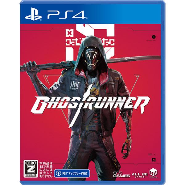 【特典】PS4 Ghostrunner[H2 Interactive]《発売済・在庫品》