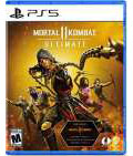 PS5 北米版 Mortal KOMBAT 11 Ultimate[WB Games]《在庫切れ》