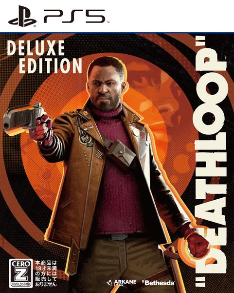 【特典】PS5 DEATHLOOP Deluxe Edition[ベセスダ・ソフトワークス]《09月予約》