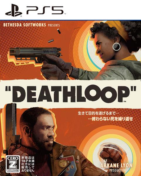 【特典】PS5 DEATHLOOP 通常版[ベセスダ・ソフトワークス]《09月予約》