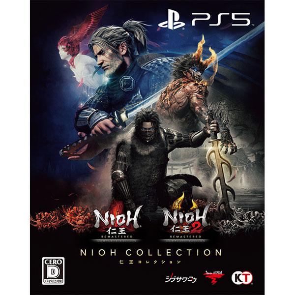 PS5 仁王 Collection[コーエーテクモゲームス]《在庫切れ》