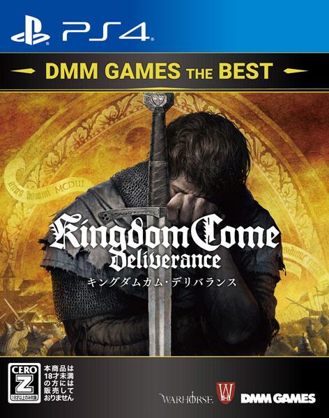 PS4 キングダムカム・デリバランス DMM GAMES THE BEST[EXNOA]《発売済・在庫品》