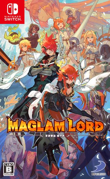 【特典】Nintendo Switch MAGLAM LORD/マグラムロード[D3パブリッシャー]【送料無料】《発売済・在庫品》