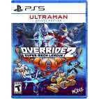 PS5 北米版 Override 2: Ultraman Deluxe Edition[Modus]《在庫切れ》