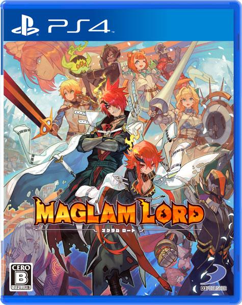 【特典】PS4 MAGLAM LORD/マグラムロード[D3パブリッシャー]《発売済・在庫品》