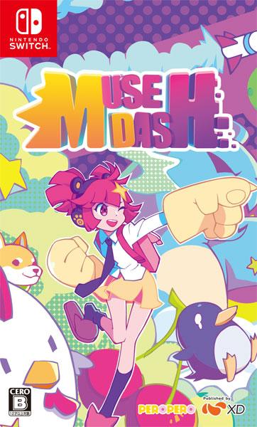 Nintendo Switch Muse Dash(ミューズダッシュ) 通常版[フライハイワークス]《在庫切れ》