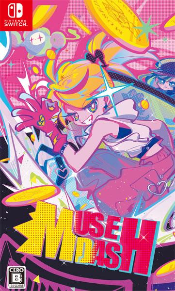 Nintendo Switch Muse Dash(ミューズダッシュ) 限定版[フライハイワークス]【送料無料】《04月予約》