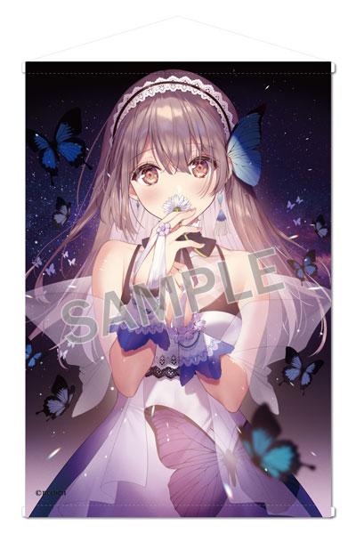 necomi B2タペストリー Blue butterfly(再販)[ブレンドリーム]《11月予約》