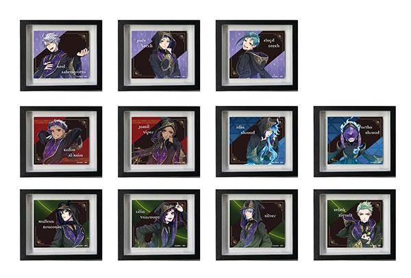 ディズニー ツイステッドワンダーランド フレームマグネットコレクション2 11個入りBOX[マリモクラフト]《在庫切れ》