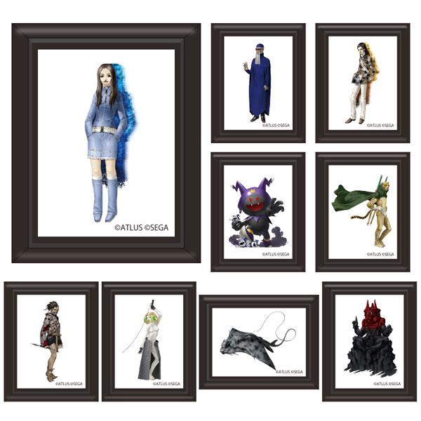 真・女神転生III NOCTURNE HD REMASTER アートマグネットコレクション Vol.3 9個入りBOX[イクリエ]《在庫切れ》
