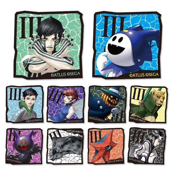 真・女神転生III NOCTURNE HD REMASTER ピンズコレクション 10個入りBOX[イクリエ]《12月予約》