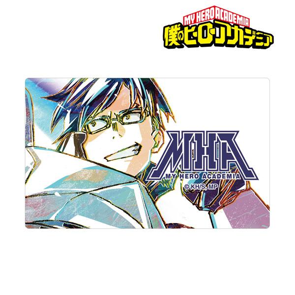 僕のヒーローアカデミア 飯田天哉 Ani-Art カードステッカー vol.3[アルマビアンカ]《在庫切れ》