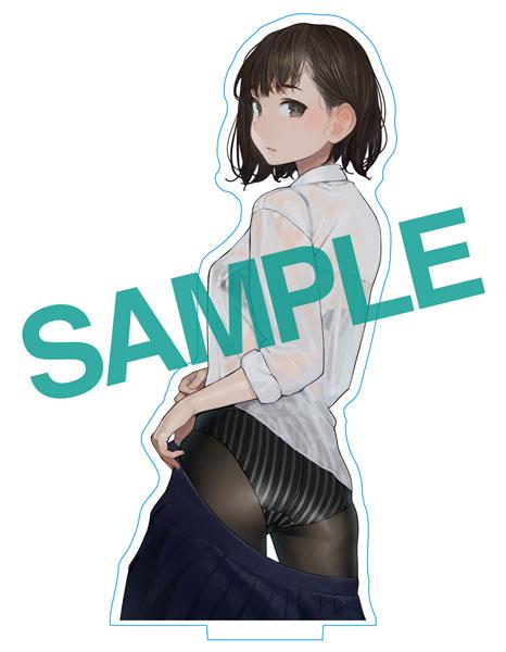 しまパン アクリルフィギュア 8 よむ[ジーオーティー]《発売済・在庫品》