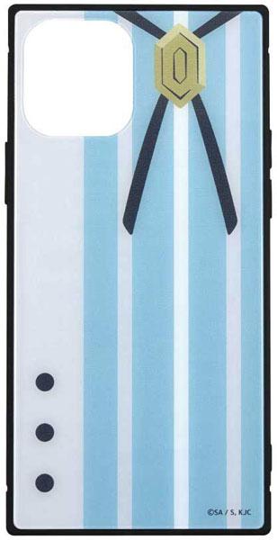 怪物事変 iPhone 12/12 Pro 対応 スクエアガラスケース 晶[グルマンディーズ]《在庫切れ》