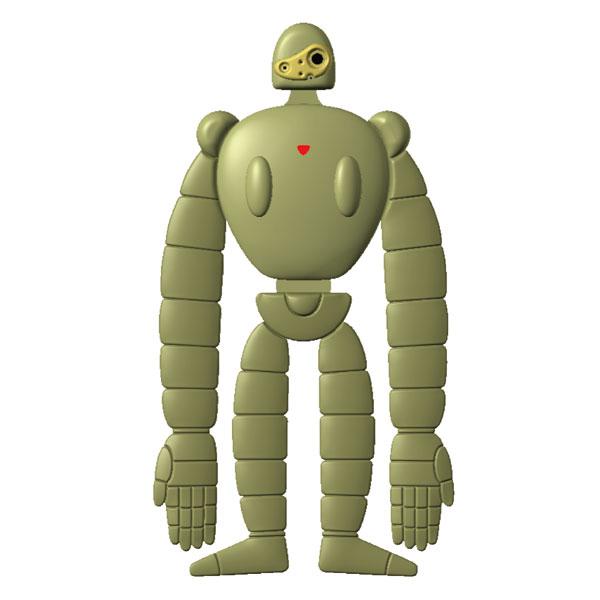 天空の城ラピュタ マグネットフック ロボット兵(再販)[ムービック]《11月予約》