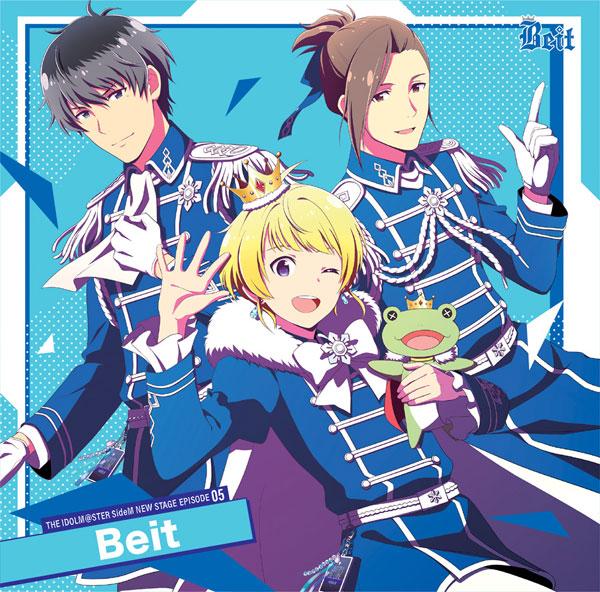 CD Beit / アイドルマスター THE IDOLM@STER SideM NEW STAGE EPISODE:05 Beit[ランティス]《発売済・在庫品》