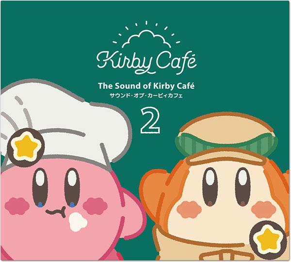 CD The Sound of Kirby Cafe 2/サウンド・オブ・カービィカフェ2[ハル研究所]《在庫切れ》