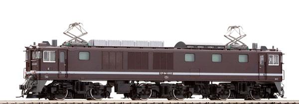HO-2017 JR EF64-1000形電気機関車(1052号機・茶色)[TOMIX]【送料無料】《在庫切れ》