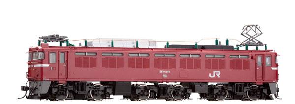 HO-2514 EF81形(長岡車両センター・ひさし付・プレステージモデル)[TOMIX]【送料無料】《発売済・在庫品》