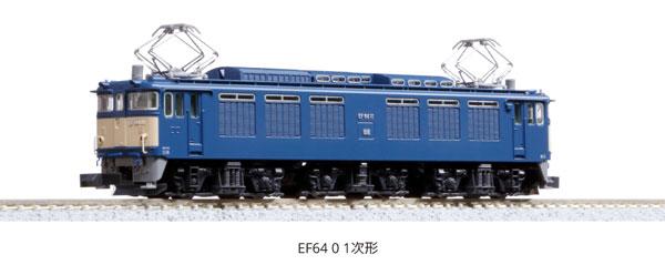 3091-1 EF64 0 1次形[KATO]《在庫切れ》