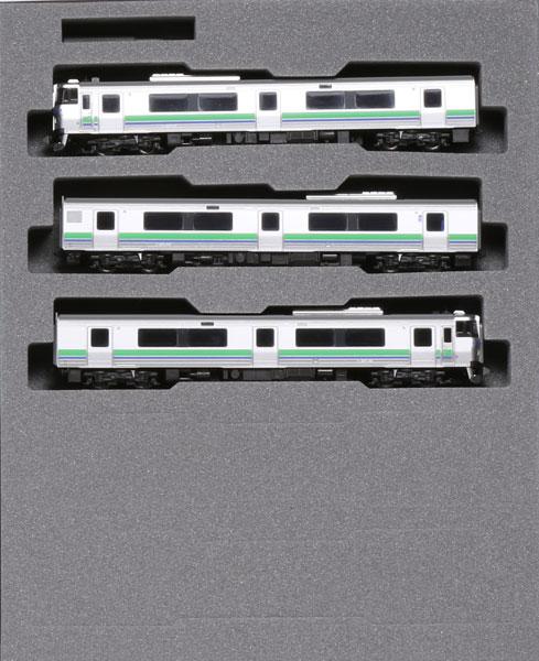 10-1620 キハ201系〈ニセコライナー〉 3両セット[KATO]《発売済・在庫品》