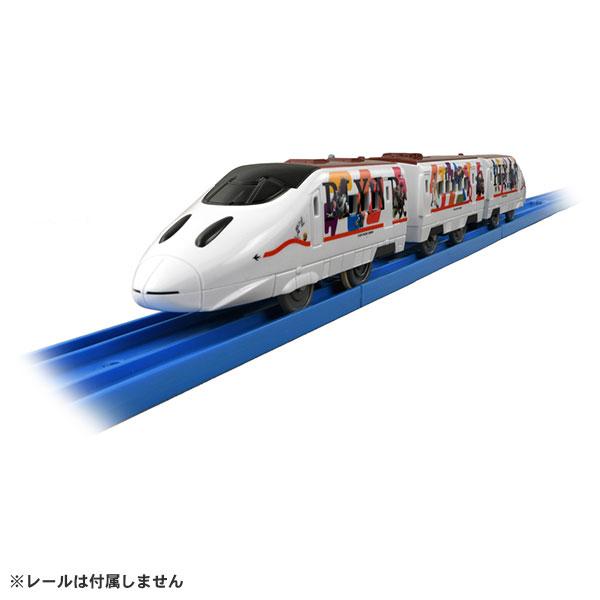 プラレール SC-02 JR九州 WAKU WAKU ADVENTURE 新幹線[タカラトミー]《発売済・在庫品》