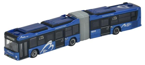 ザ・バスコレクション 横浜市交通局 YOKOHAMA BAYSIDE BLUE連節バス[トミーテック]《発売済・在庫品》