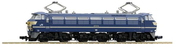 7141 JR EF66-0形電気機関車(後期型)[TOMIX]《発売済・在庫品》
