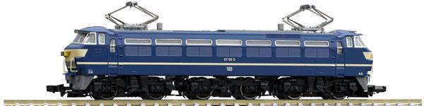 7142 国鉄 EF66-0形電気機関車(前期型・ひさし付)[TOMIX]《発売済・在庫品》