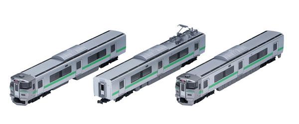 98430 JR 733-3000系近郊電車(エアポート)基本セット (3両)[TOMIX]《発売済・在庫品》