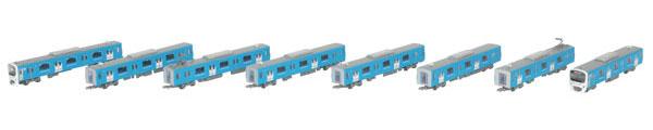 鉄道コレクション 西武鉄道30000系ドラえもん50周年記念DORAEMON-GO!8両セット[トミーテック]《発売済・在庫品》