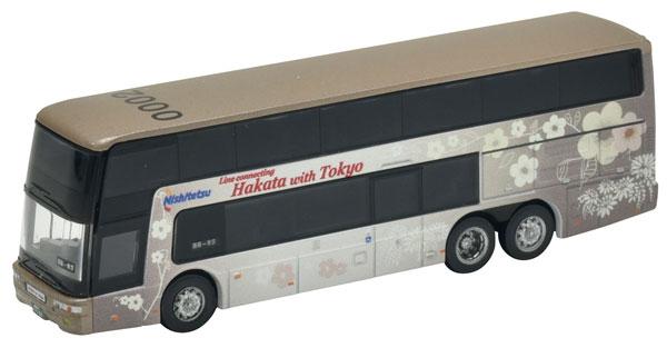 ザ・バスコレクション 三菱ふそうエアロキングコレクション西日本鉄道はかた号[トミーテック]《発売済・在庫品》