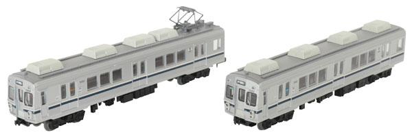 鉄道コレクション 上田電鉄7200系2両セットC[トミーテック]《発売済・在庫品》