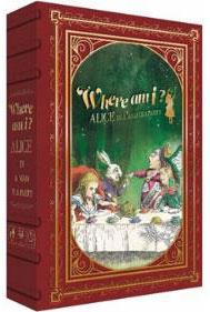 ボードゲーム Where am I ? ~Alice in a Mad Tea Party~ 通常版[GOTTA2]《発売済・在庫品》