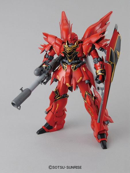MG 1/100 シナンジュ プラモデル(再販)[BANDAI SPIRITS]《発売済・在庫品》