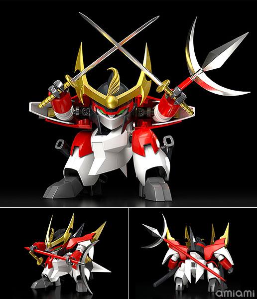 PLAMAX MS-10 魔神英雄伝ワタル 戦王丸 プラモデル[マックスファクトリー]《在庫切れ》